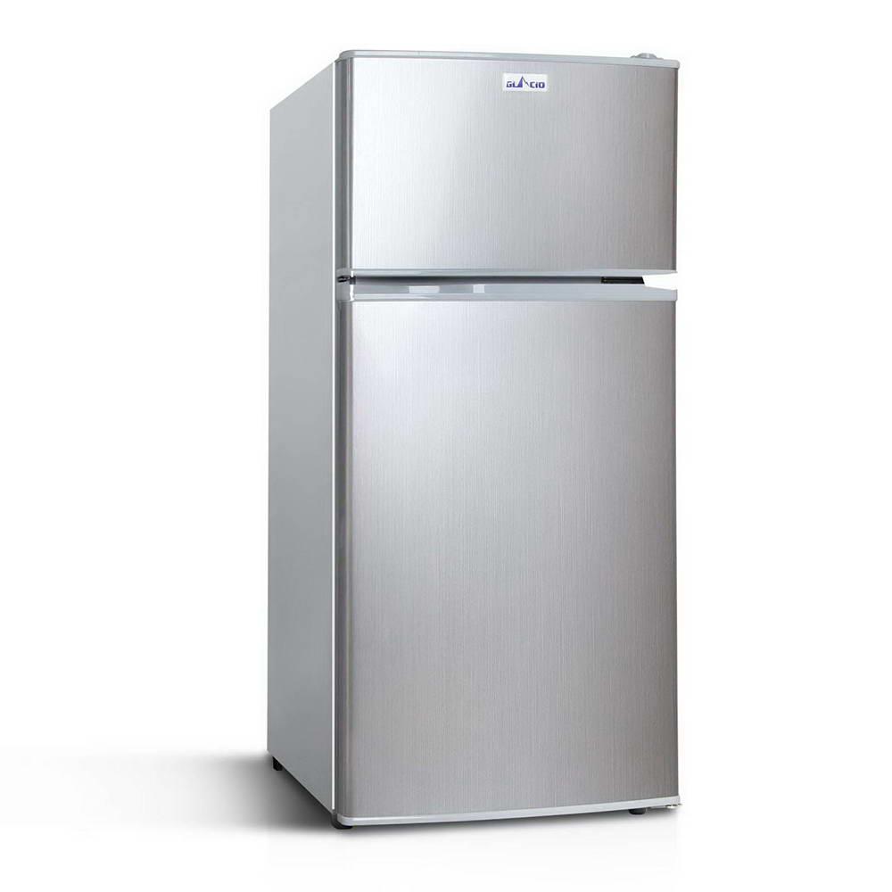 Upright 2-in-1 100L Fridge Freezer
