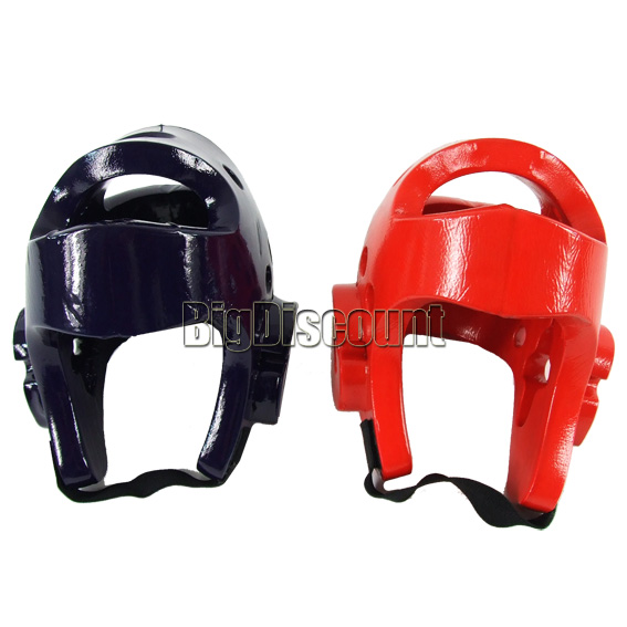 Martial Arts Helmet Foam Head Protector Guard