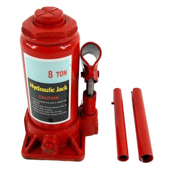 Hydraulic Bottle automotive Jacks 8 Ton