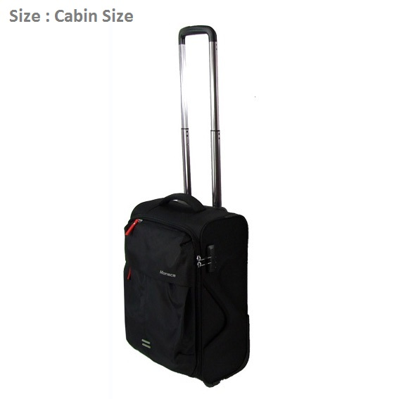 Monsca Luggage Cabin Large Size
