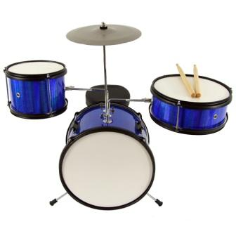 4 Piece Drum Band Kit Set Musical Instrument
