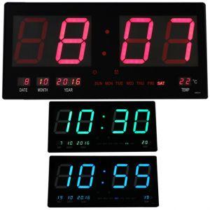 Led Digital Clock Large