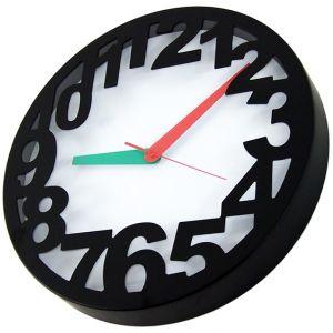 Nova Wall Clock Metal Number Casing