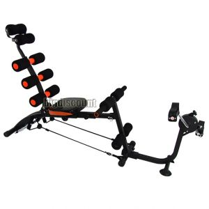 AB Six Pack Care Sit Up Bike