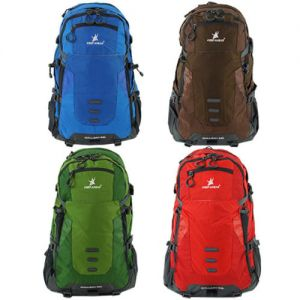 Backpack Hiking Rucksack Camping Travel Trekking Bag