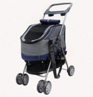 Pet Stroller Carrier Carseat Pram