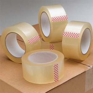 Clear sticky packing Tape