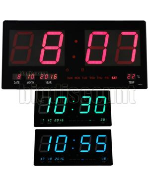 LED Digital Clock Large