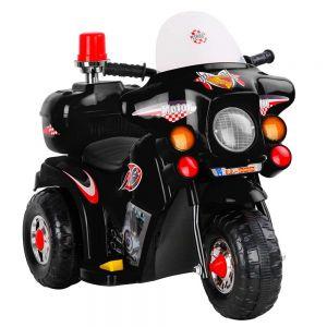 Kids ride on motorbike  black