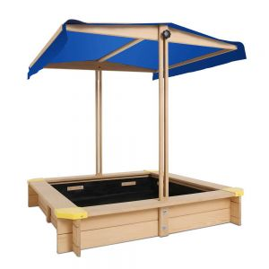 Children canopy sand pit 110cm