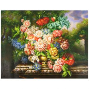 Canvas Art Original Hand Oil Painting European Art