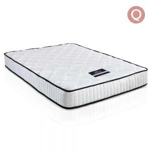 High Density Foam Pocket Spring Mattress 21cm Queen