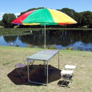 Beach Umbrella Outdoor Sun Shade