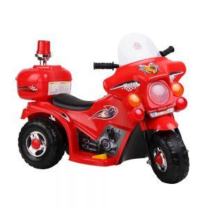 Kids Ride on Motorbike Red