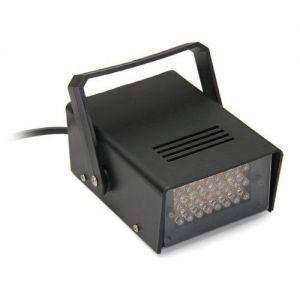LED Disco Strobe Mini Flash White Light