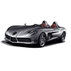 Mercedes Car Remote Control McLaren Z199 Model Car Toy