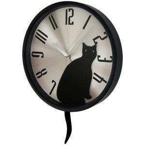 Swinging Tails Quartz Clock