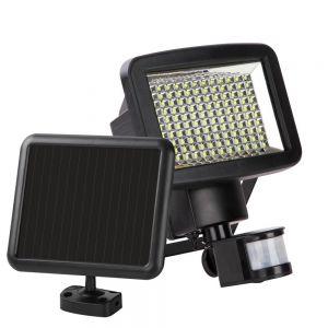 120 LED Solar Sensor Outdoor Light