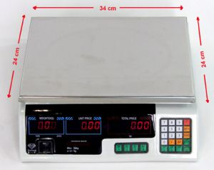 commercial 30kg scale