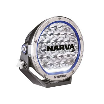 Narva 9inch led driving lights 165w off road spotlights 71740 ultima 215mm