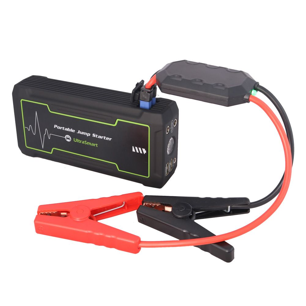 850a 12v portable emergency jump starter 76800mah backup power bank car charger 12v 850a