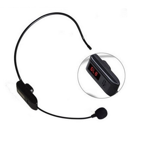 Digitalk fm wireless headset