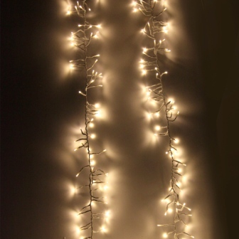 Christmas led lights - warm white