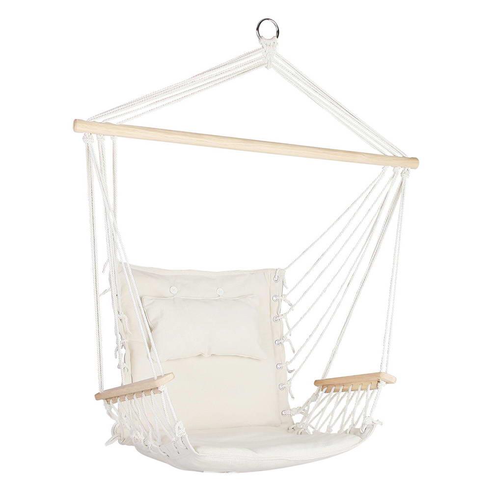 Hammock Swing Chair Cream