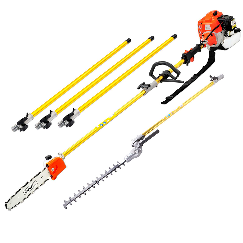75CC 2 IN 1 Gardening Tool  Hedge Trimmer