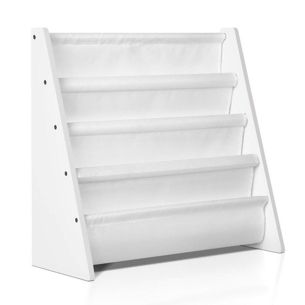 Kids Bookshelf Magazine Storage Unit