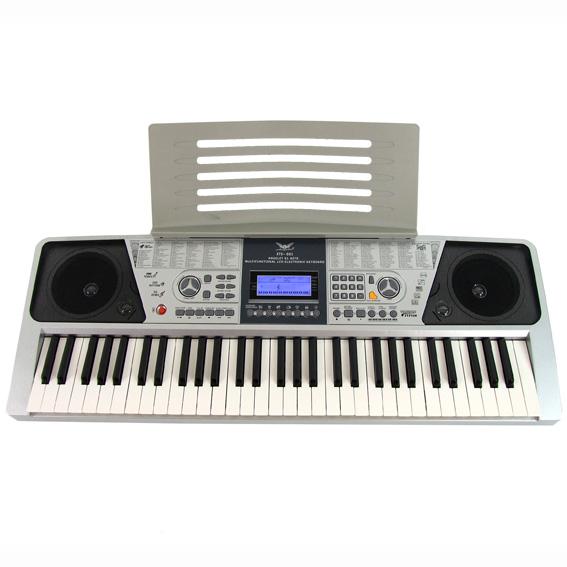 Electronic Piano Keyboard Organ 61 Key